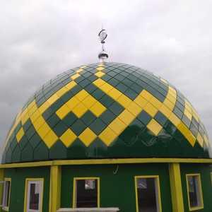 Harga Kubah Masjid Terbaru 2019
