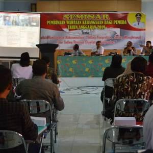 Pembinaan Wawasan Kebangsaan,  Ini Pesan Dandim 0815 Untuk FPK Kabupaten Mojokerto