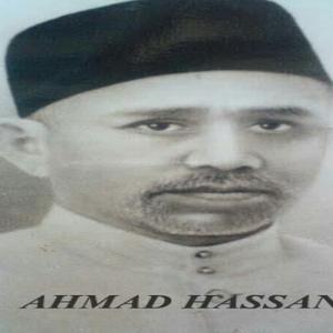 Sisi lain Kehidupan A.Hassan