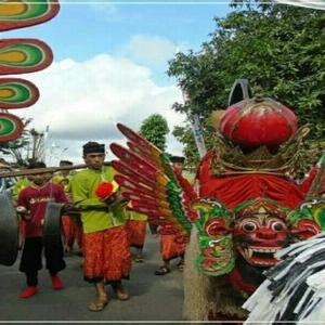 Tradisi Unik Masyarakat Suku Osing  Sambut Lebaran Tiba
