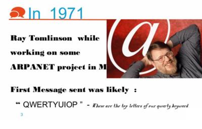 Sejarah Email dan Cara Buat Akun Baru di 3 Webmail Ternama