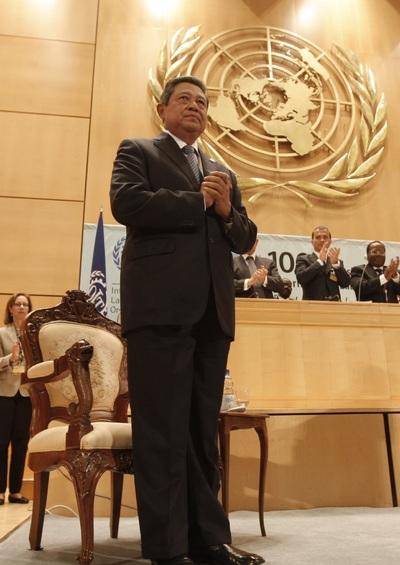 SBY dan Nasionalisme Terbuka