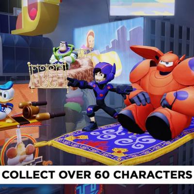 Bermain Bersama Karakter Disney dengan 7 Aplikasi Disney Mobile Games