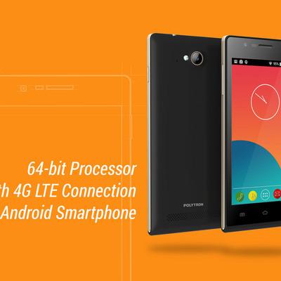 5 Smartphone Android Lollipop Murah Rp 1 Jutaan