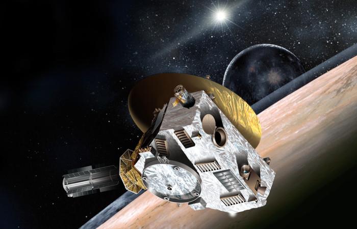 Kunjungan NASA ke Pluto