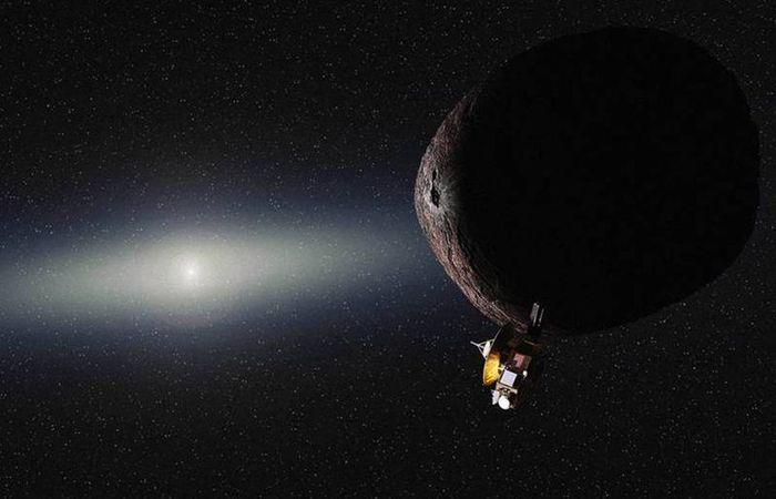 Misi baru New Horizons setelah melewati Pluto