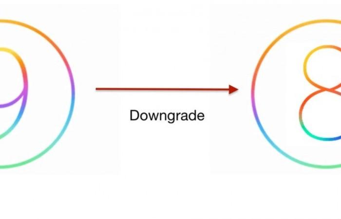 10 Cara Mudah dan Aman Downgrade iOS 9 ke iOS 8.4.1