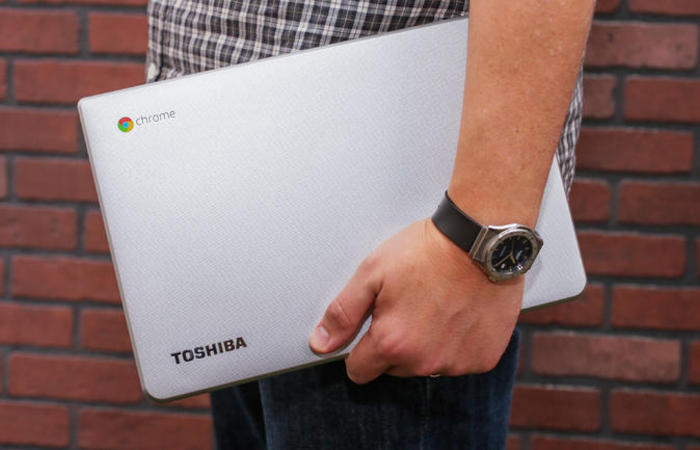 Review Toshiba Chromebook 2: Mengintip Spek Upgrade-an Best Chromebook dari Toshiba