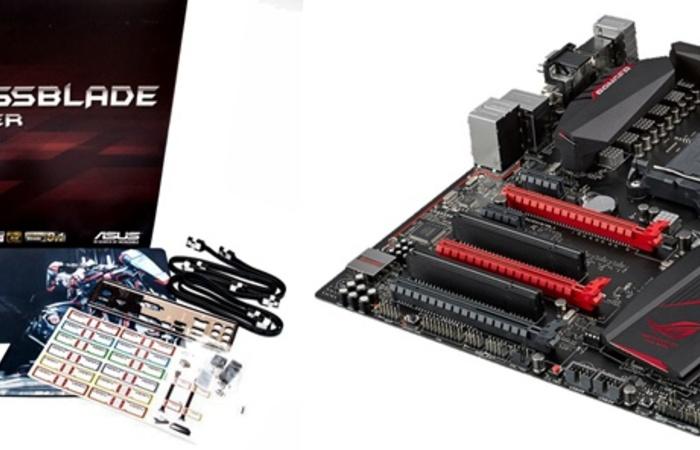 Review Spek Motherboard ASUS ROG Crossblade Ranger FM2+ AMD A88X