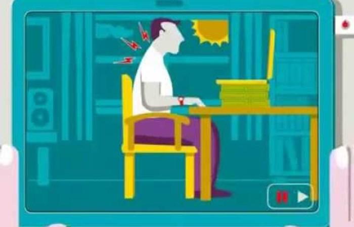 7 Bahaya Duduk Terlalu Lama Depan Komputer