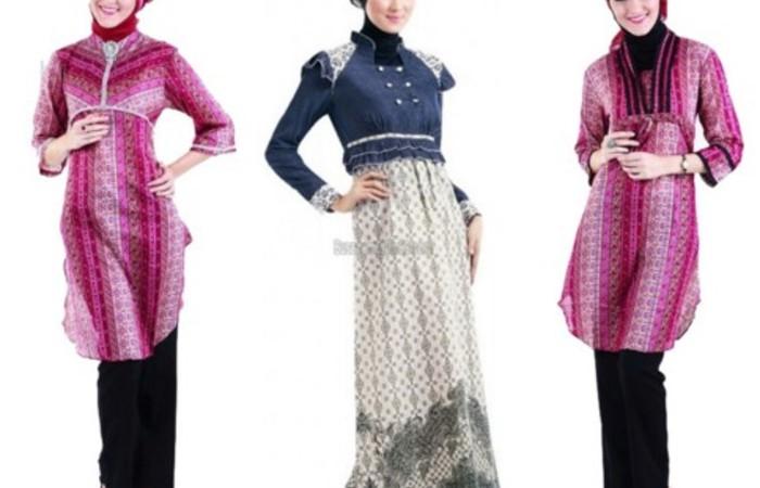 Model Busana Muslim Terbaru Untuk Wanita