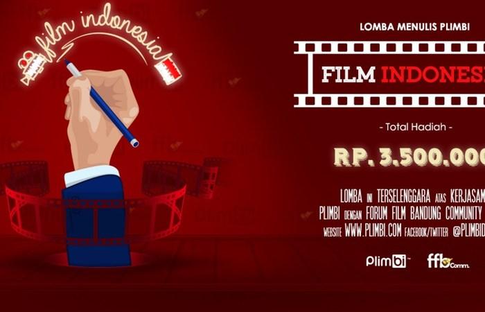 Pengumuman Pemenang Lomba Menulis Plimbi Tema Film Indonesia 2016