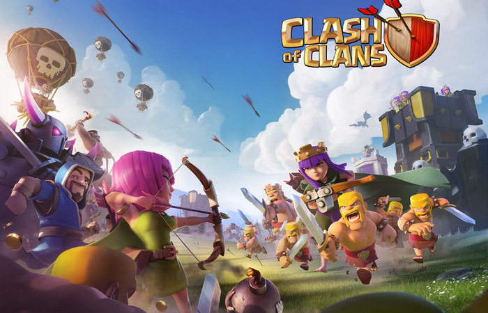 Atasi Masalah Clash of Clans di WiFi MNC Play Media