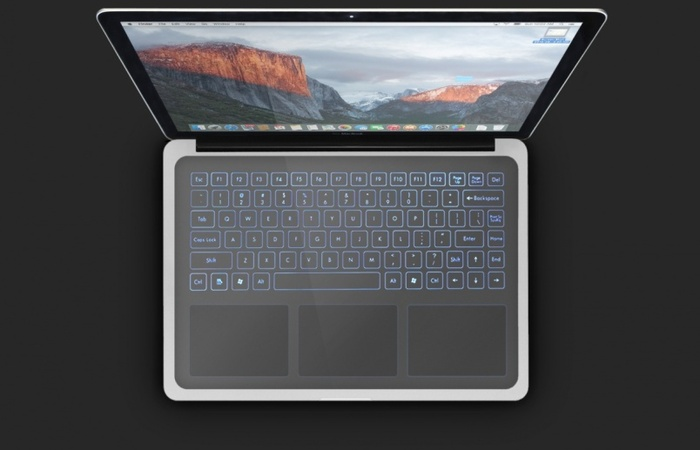 Apple Patenkan All Touch Haptic Keyboard