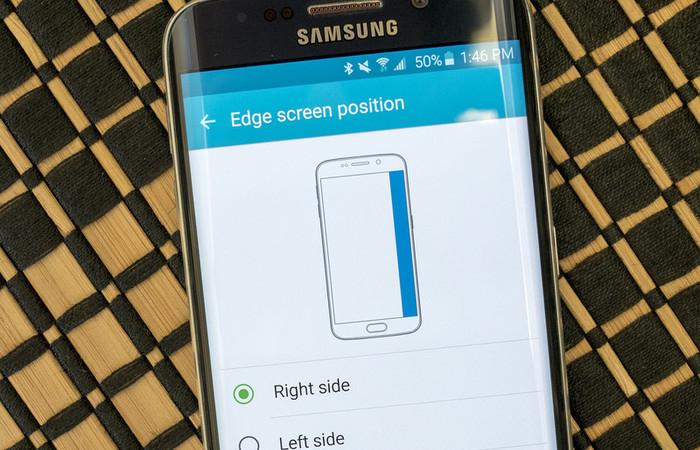 """Pantaskah fitur sederhana """" Edge"""" dibanderol 2 juta lebih  ( Galaxy S6 vs S6 Edge)"""