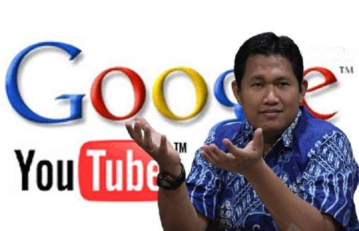 """Google dan Youtube Ditutup, Lagi Sepi """"Proyek"""" Ya Pak?"""