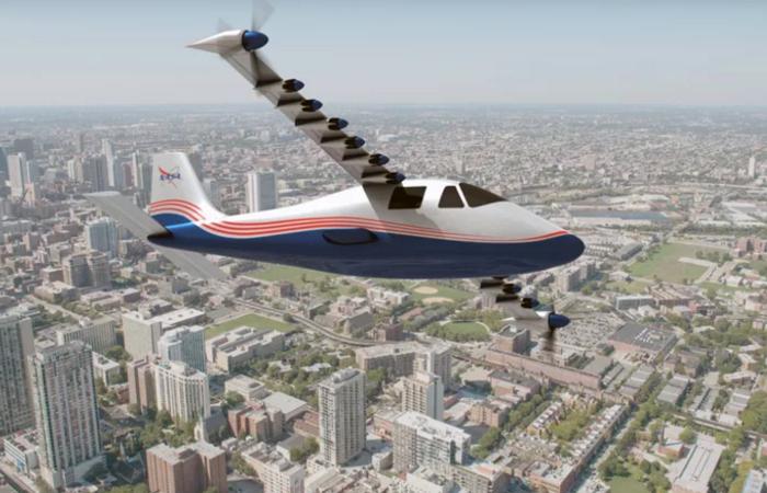 Bosan di Luar Angkasa, NASA Membuat Pesawat Terbang Unik