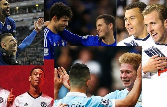 5 Duet Maut Penyerang Premier League Musim Ini, Anda Pilih Siapa?