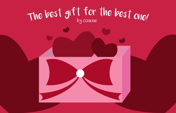 The best gift for the best one!