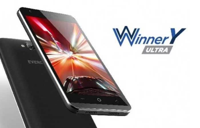 Smartphone Android Evercoss Winner Y Ultra A75A