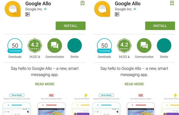 Google Allo, Aplikasi Chat Penantang Serius WhatsApp dan Telegram