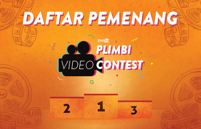 Pengumuman Pemenang Event Plimbi Video Contest 2016