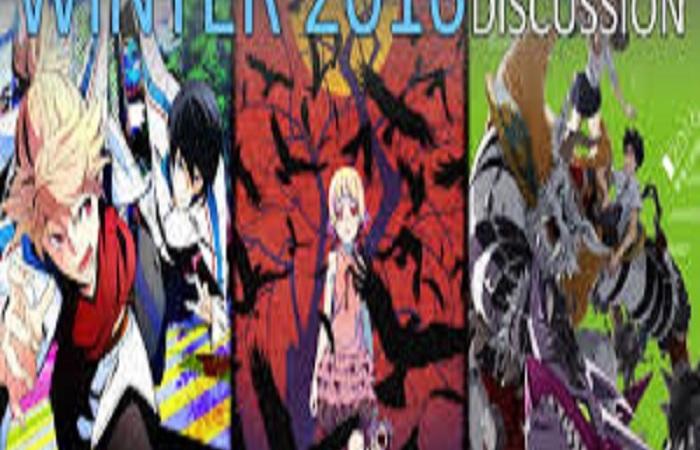 5 Anime Musim Dingin Terbaik 2016