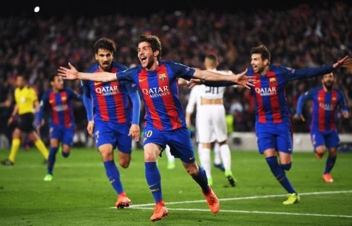 7 Fakta Menarik dari Comeback Luar Biasa Barcelona atas PSG 6-1