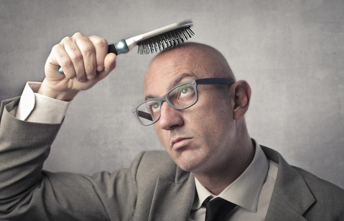 5 Hal Ini Bisa Merusak Rambut Kaum Pria