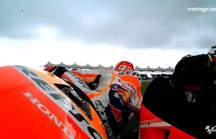 Aksi-Aksi Agresif di MotoGP yang Terekam Kamera OnBoard