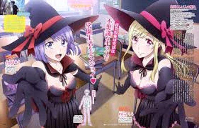 4 Anime Yang Membuat Para Jomblo Iri