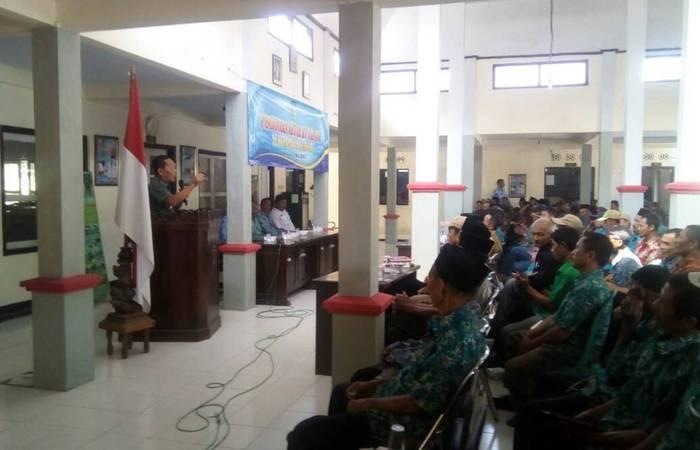 Wawasan Kebangsaan Kepada Ketua RT dan RW Jelang Ramadhan Tiba
