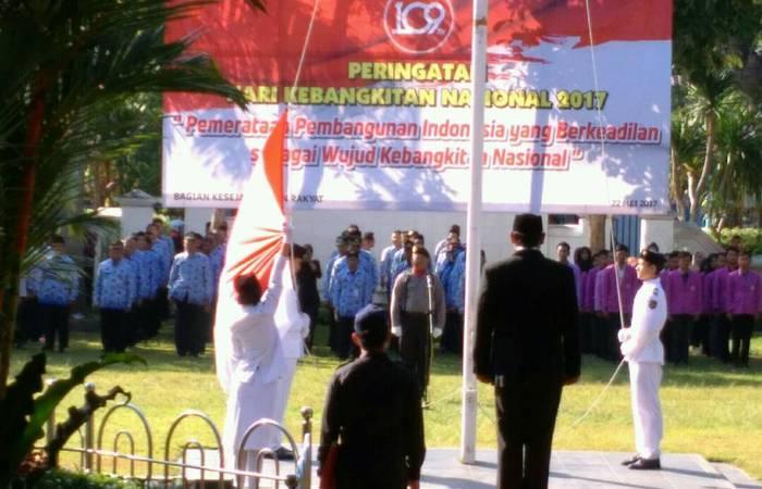 Gelora Hari Kebangkitan Nasional Di Kediri