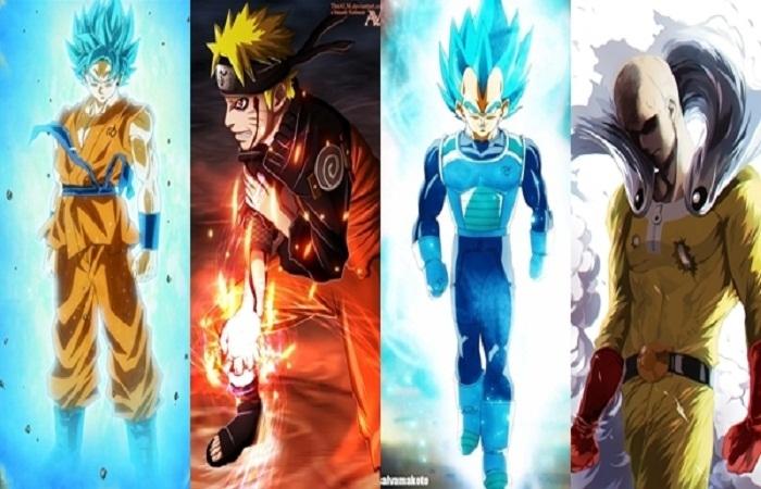 Ini Dia Guys 5 Tokoh Anime Terkuat yang Tak Tertandingi