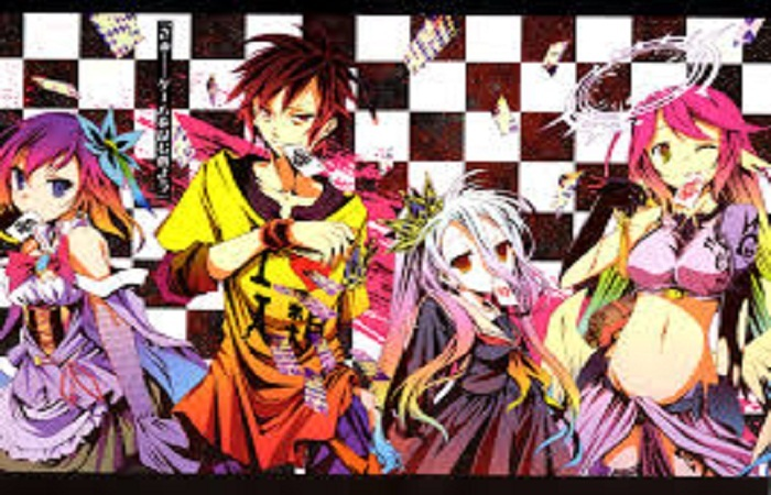 Review Anime No Game No Life, Gamers Wajib Menontonnya