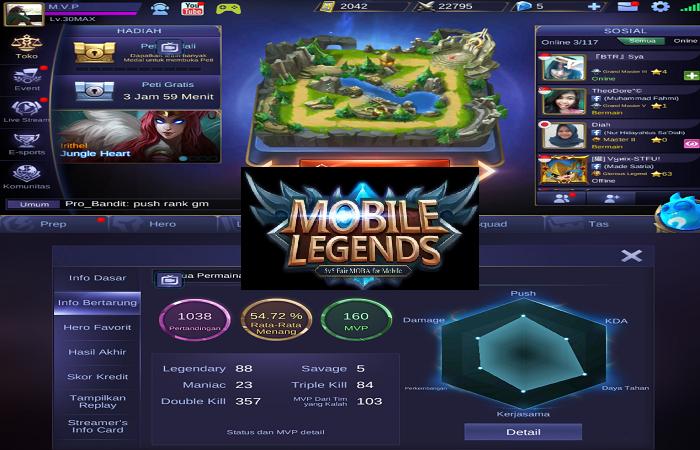 Rahasia Agar Selalu Menang Saat Main Mobile Legend