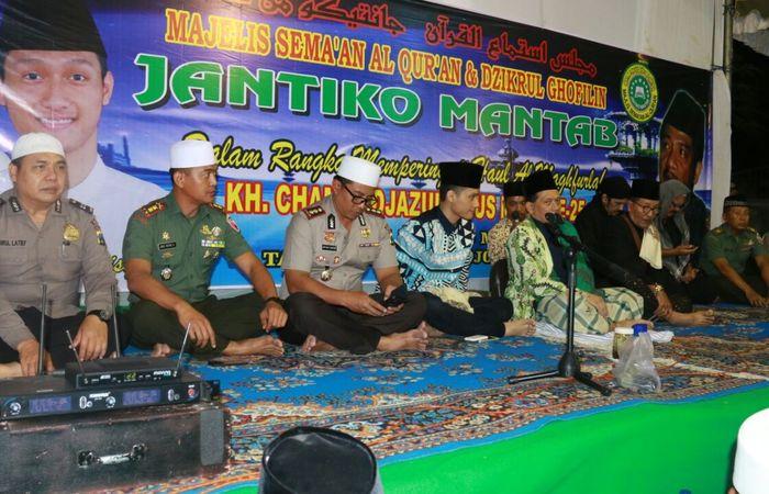 Nuansa Religi Dalam Jantiko Mantab Bersama TNI Dan Polri