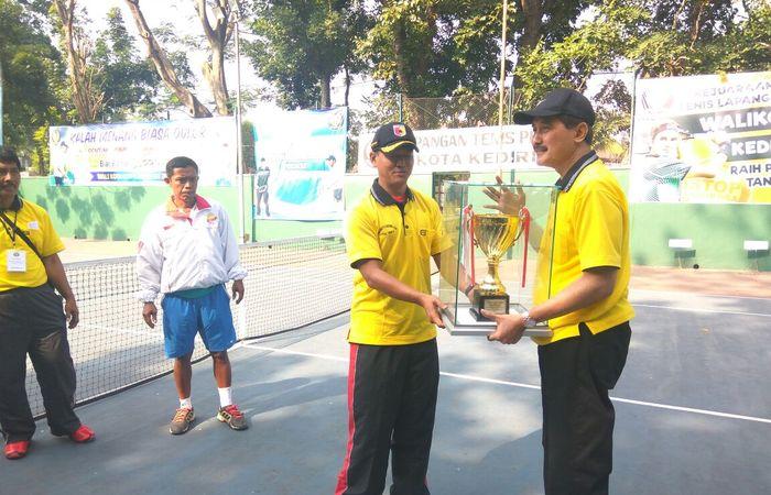 Opening Turnamen Walikota Cup III Eks Karesidenan Kediri
