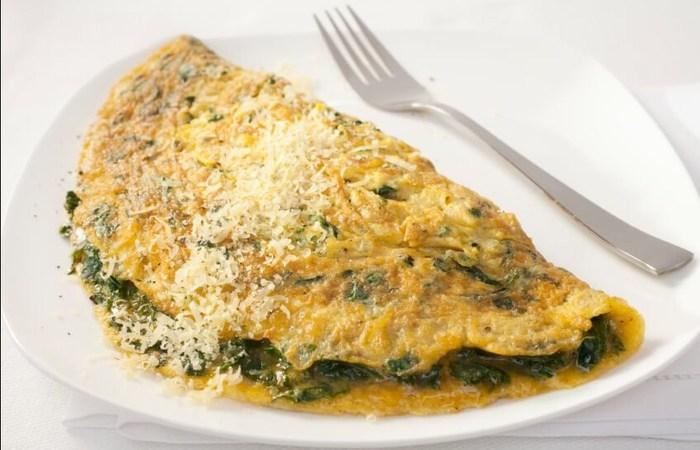 Omelet Makanan Sehat Dan Lezat