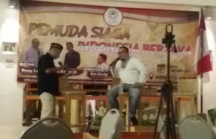 KA KAMMI Bali Gelar Diskusi Kebangsaan