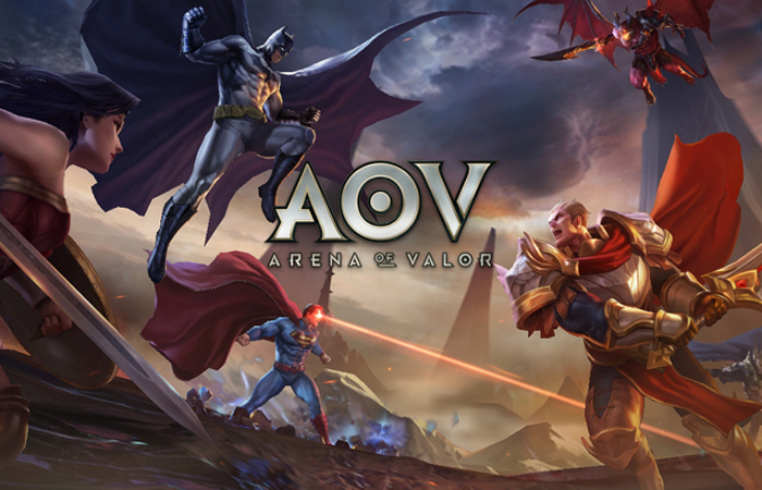AoV, Game Mobile Kekinian