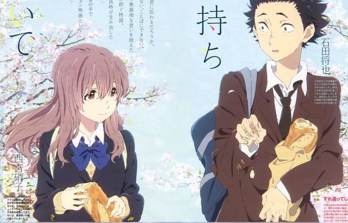 Review A Silent Voice The Movie (2016) kisah antara anak pembully dan gadis pengidap tuna runggu