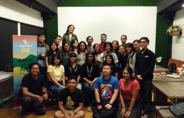 Serunya Belajar Public Speaking di Kelas Akber Bali 69