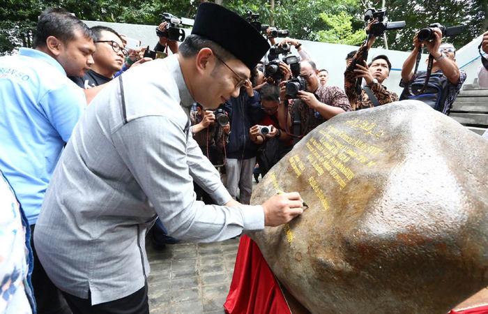 Ridwan Kamil Minta Masjid Terus Bawa Semangat Islam Lebih Baik