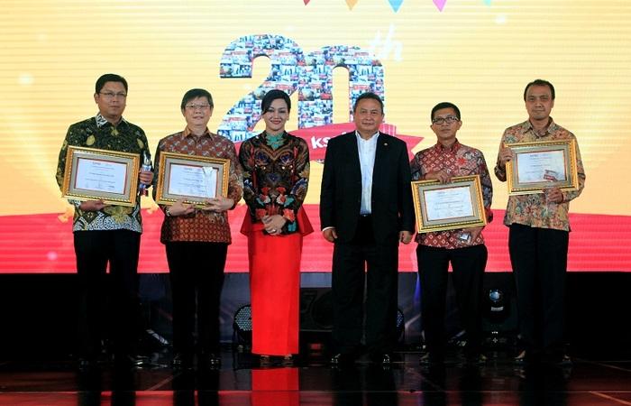 IndoPremier Raih Penghargaan Bergengsi dari KSEI
