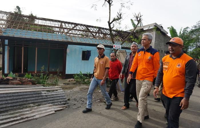 Inilah yang Terjadi Jika Gubernur Jawa Tengah Berkunjung