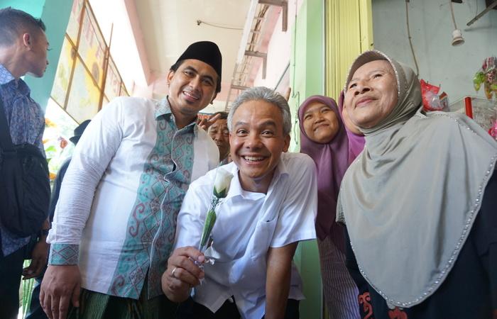 Terbaru Rockin' Governor Ganjar Pranowo Harus Hafal Lagu Jaran Goyang