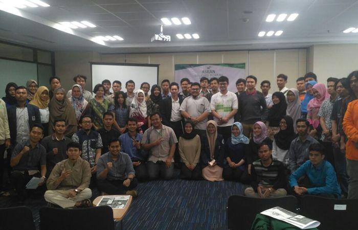 Mahasiswa Tertarik Berkontribusi dalam RiTX