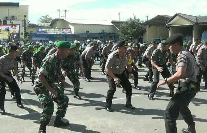 Mantapkan sinergitas TNI dan Polri tanpa sekat
