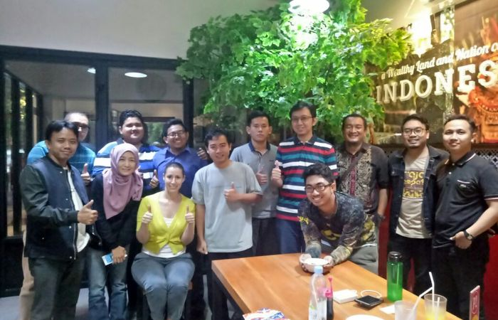 RiTX dan Komunitas IDSF Gelar Business Meeting Startup Agro Terkini
